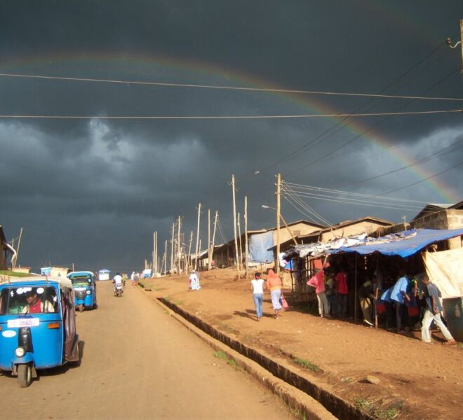 Foto 1 - 100_4140 arcobaleno a Soddo